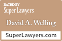 Super Lawyer David Welling